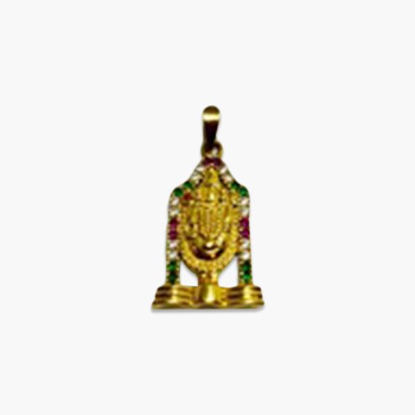 Tirupati Perumal Elegant Locket