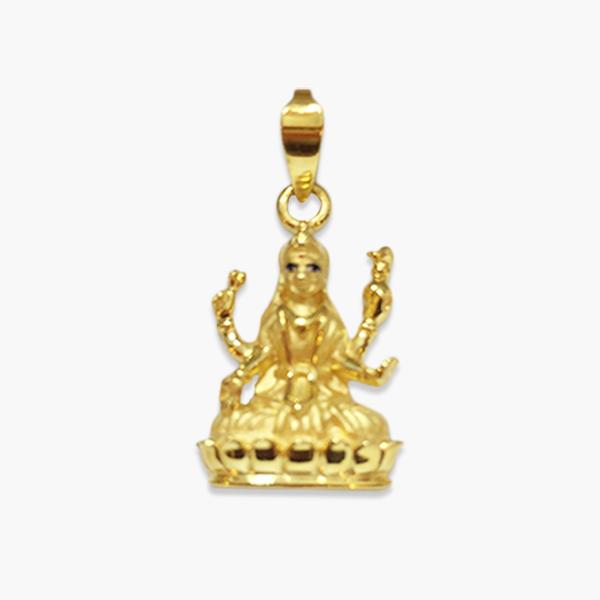 Sacred Lakshmi Locket