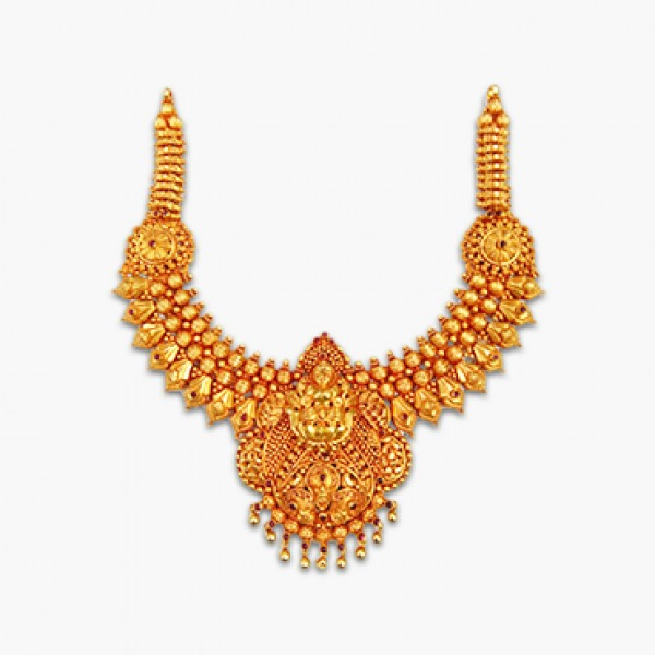 Antique ornate Necklace